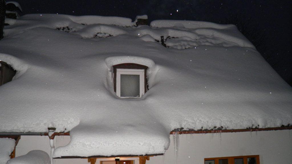 Winter, Dezember 2012
