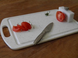 tomate messer